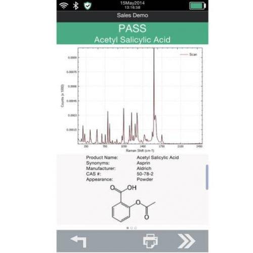 Progeny Acetyl Salicylic Acid - Pass Screenshot